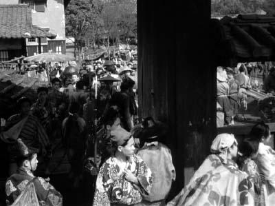 和風ハロウィーン怪談特集1 溝口健二監督『雨月物語』(大映、1953年) その2_f0147840_22164333.jpg