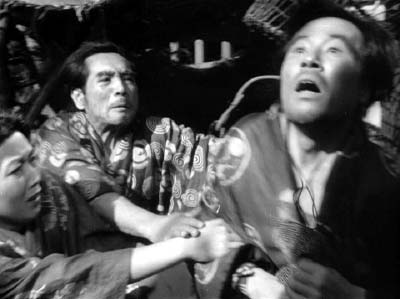 和風ハロウィーン怪談特集1 溝口健二監督『雨月物語』(大映、1953年) その2_f0147840_22262969.jpg