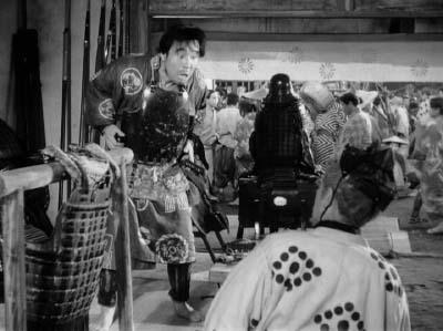 和風ハロウィーン怪談特集1 溝口健二監督『雨月物語』(大映、1953年) その2_f0147840_2226443.jpg