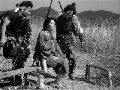和風ハロウィーン怪談特集1 溝口健二監督『雨月物語』(大映、1953年) その2_f0147840_22273184.jpg