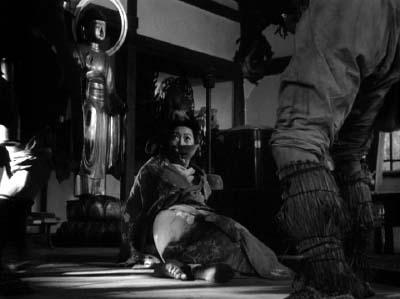 和風ハロウィーン怪談特集1 溝口健二監督『雨月物語』(大映、1953年) その2_f0147840_22274479.jpg