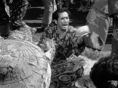 和風ハロウィーン怪談特集1 溝口健二監督『雨月物語』(大映、1953年) その2_f0147840_225927.jpg