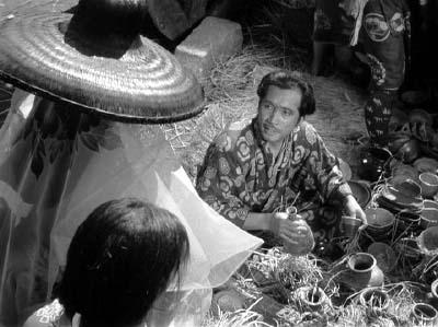 和風ハロウィーン怪談特集1 溝口健二監督『雨月物語』(大映、1953年) その2_f0147840_22593046.jpg