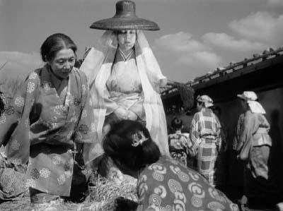 和風ハロウィーン怪談特集1 溝口健二監督『雨月物語』(大映、1953年) その2_f0147840_22593897.jpg