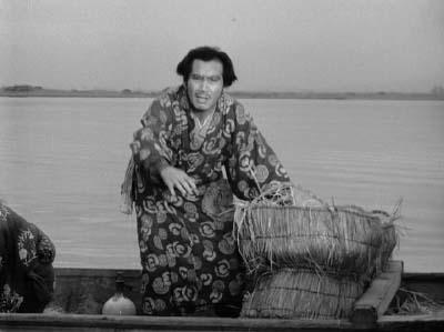 和風ハロウィーン怪談特集1 溝口健二監督『雨月物語』(大映、1953年) その2_f0147840_228569.jpg