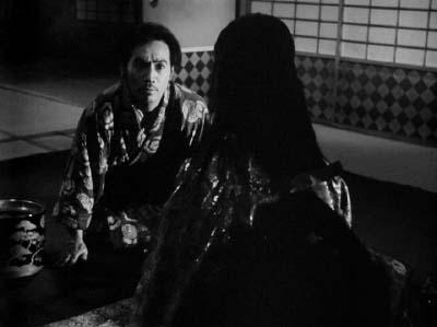 和風ハロウィーン怪談特集1 溝口健二監督『雨月物語』(大映、1953年) その2_f0147840_23101597.jpg