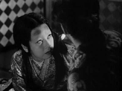 和風ハロウィーン怪談特集1 溝口健二監督『雨月物語』(大映、1953年) その2_f0147840_23102267.jpg