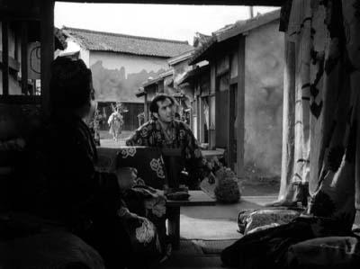 和風ハロウィーン怪談特集1 溝口健二監督『雨月物語』(大映、1953年) その2_f0147840_2331997.jpg