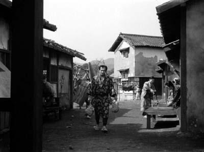 和風ハロウィーン怪談特集1 溝口健二監督『雨月物語』(大映、1953年) その2_f0147840_233624.jpg