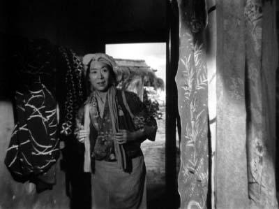 和風ハロウィーン怪談特集1 溝口健二監督『雨月物語』(大映、1953年) その2_f0147840_234266.jpg