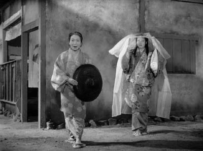 和風ハロウィーン怪談特集1 溝口健二監督『雨月物語』(大映、1953年) その2_f0147840_2351688.jpg