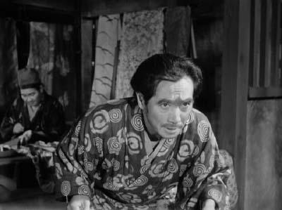 和風ハロウィーン怪談特集1 溝口健二監督『雨月物語』(大映、1953年) その2_f0147840_2353284.jpg
