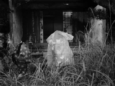 和風ハロウィーン怪談特集1 溝口健二監督『雨月物語』(大映、1953年) その2_f0147840_2371673.jpg