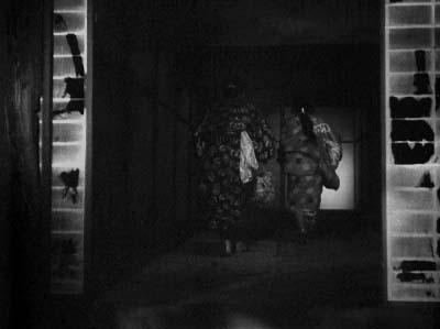 和風ハロウィーン怪談特集1 溝口健二監督『雨月物語』(大映、1953年) その2_f0147840_2372246.jpg
