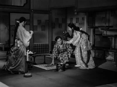 和風ハロウィーン怪談特集1 溝口健二監督『雨月物語』(大映、1953年) その2_f0147840_2395120.jpg