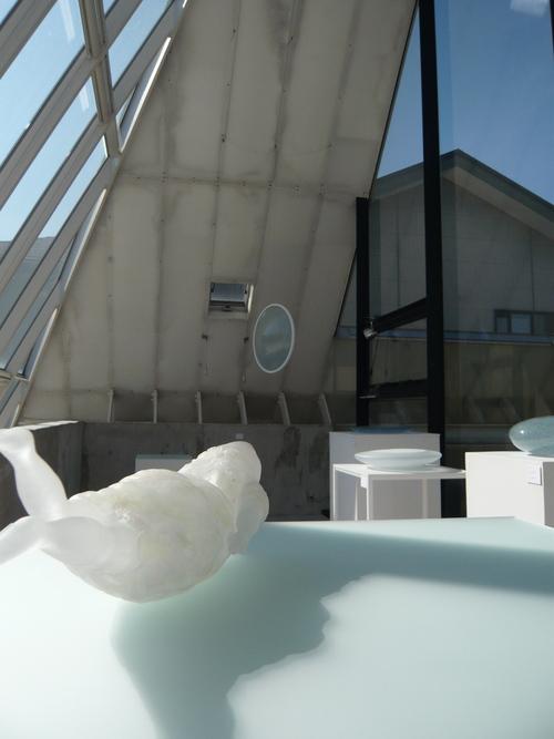 「硝子研究」 ギャラリーガラスのピラミッド_b0151262_1231938.jpg