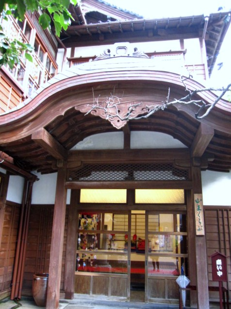 鶴岡・酒田を散歩♪_f0073070_15563041.jpg