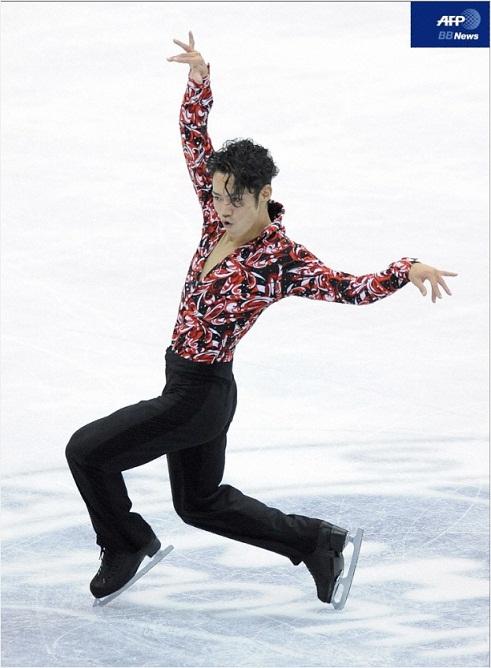 NHK杯、男子SP_b0038294_18235799.jpg