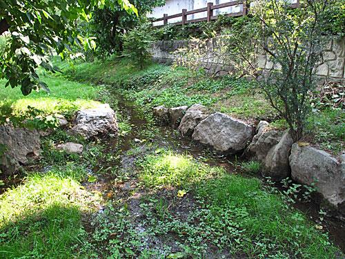 落合川を辿る(2)川を支える旧流路たち_c0163001_22535017.jpg