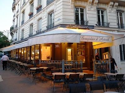 ル・ボジョレ・ドートォイユ Le Beaujolais d\'Auteuil@Paris 16e_d0113725_21233623.jpg