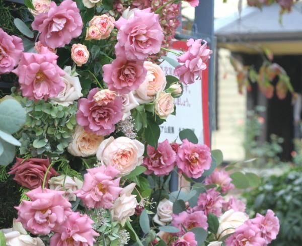 400のバラの花で  山手西洋館様へ_a0042928_211394.jpg