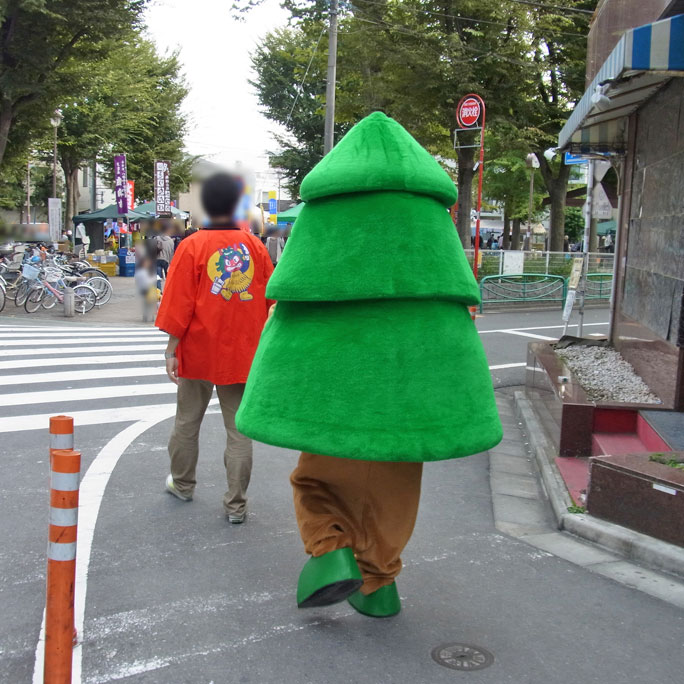 高円寺フェス2010 ゆるキャラまつり_a0016730_13172790.jpg