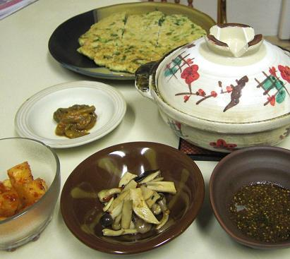豆腐チゲ。_c0119140_12371879.jpg