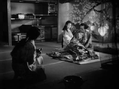 和風ハロウィーン怪談特集1 溝口健二監督『雨月物語』(大映、1953年) その3_f0147840_22193424.jpg