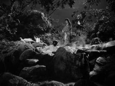 和風ハロウィーン怪談特集1 溝口健二監督『雨月物語』(大映、1953年) その3_f0147840_22195658.jpg