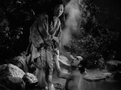 和風ハロウィーン怪談特集1 溝口健二監督『雨月物語』(大映、1953年) その3_f0147840_22201191.jpg