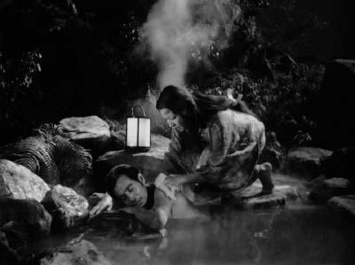 和風ハロウィーン怪談特集1 溝口健二監督『雨月物語』(大映、1953年) その3_f0147840_2220478.jpg