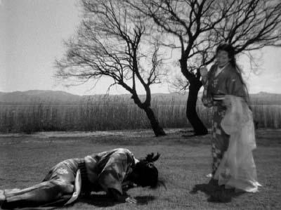 和風ハロウィーン怪談特集1 溝口健二監督『雨月物語』(大映、1953年) その3_f0147840_22214811.jpg