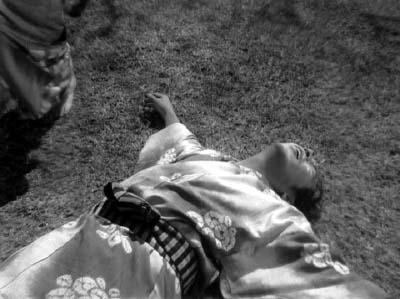 和風ハロウィーン怪談特集1 溝口健二監督『雨月物語』(大映、1953年) その3_f0147840_22215643.jpg