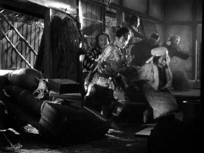 和風ハロウィーン怪談特集1 溝口健二監督『雨月物語』(大映、1953年) その3_f0147840_22403323.jpg