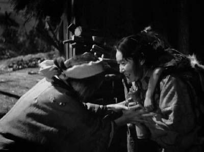 和風ハロウィーン怪談特集1 溝口健二監督『雨月物語』(大映、1953年) その3_f0147840_22404527.jpg