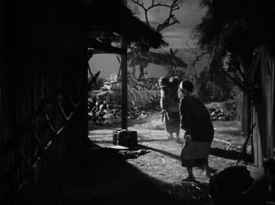 和風ハロウィーン怪談特集1 溝口健二監督『雨月物語』(大映、1953年) その3_f0147840_22405272.jpg