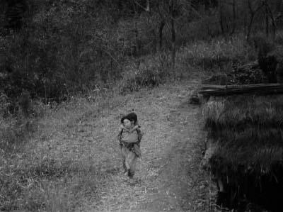 和風ハロウィーン怪談特集1 溝口健二監督『雨月物語』(大映、1953年) その3_f0147840_22405847.jpg