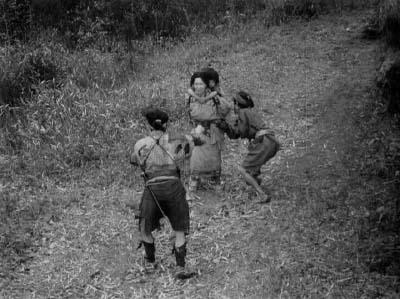 和風ハロウィーン怪談特集1 溝口健二監督『雨月物語』(大映、1953年) その3_f0147840_22411529.jpg