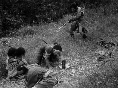 和風ハロウィーン怪談特集1 溝口健二監督『雨月物語』(大映、1953年) その3_f0147840_22412230.jpg
