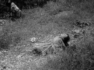 和風ハロウィーン怪談特集1 溝口健二監督『雨月物語』(大映、1953年) その3_f0147840_22413120.jpg