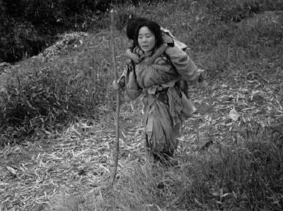 和風ハロウィーン怪談特集1 溝口健二監督『雨月物語』(大映、1953年) その3_f0147840_22415084.jpg
