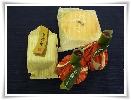 源吉兆庵の和菓子
