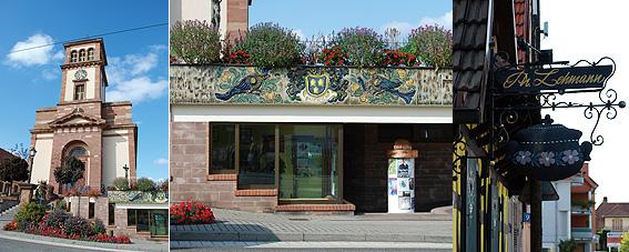 フェーヴを巡るフランス旅記録2009  #8 Strasbourg_c0120342_22250.jpg