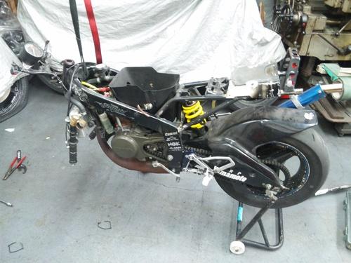 12インチミニバイク・・・NSR50編_a0163159_22264815.jpg
