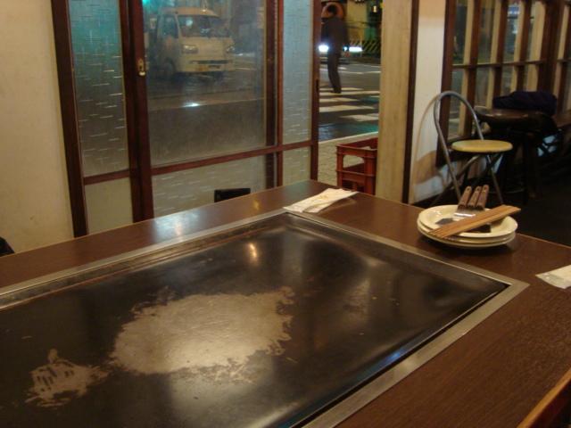西荻窪「広島流お好み焼き カンラン」へ行く。_f0232060_19582653.jpg