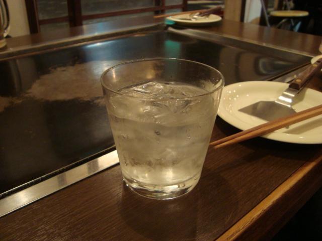 西荻窪「広島流お好み焼き カンラン」へ行く。_f0232060_2011028.jpg