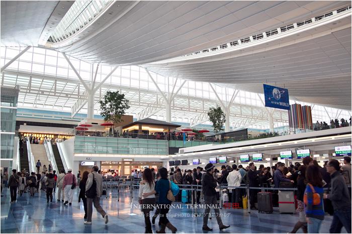 羽田 新国際ターミナル_f0073776_22424513.jpg