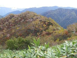 紅葉の白山登山_e0064783_20514327.jpg
