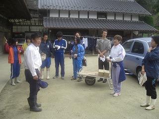 農楽塾稲刈り_d0027486_16245799.jpg