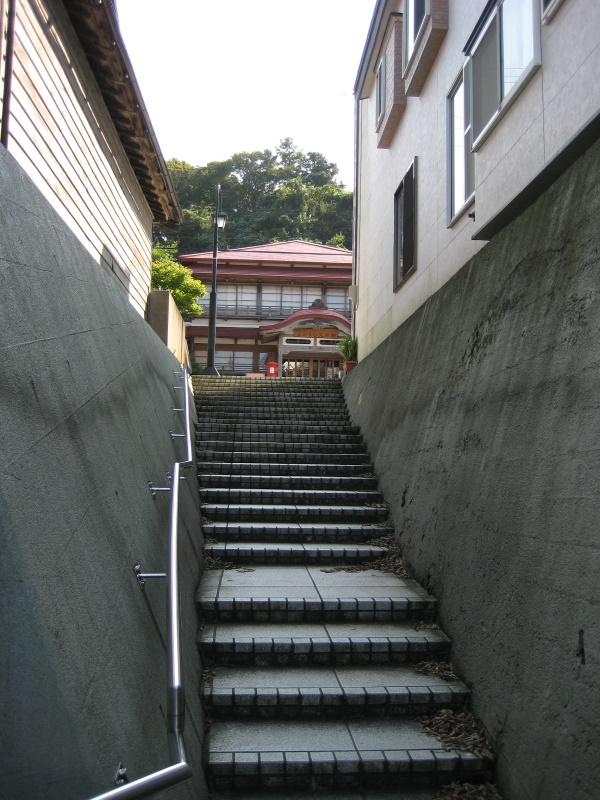 『津軽』を歩く(5)深浦_c0013687_15422336.jpg